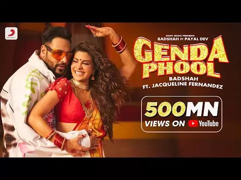 Genda Phool Lyrics Hindi