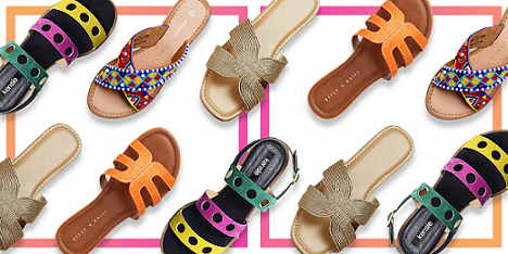 sepatu flat sandal
