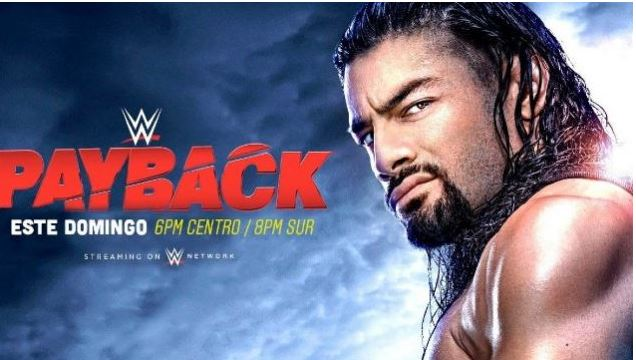 WWE Payback PPV 2020 Full Show Live Stream Repla