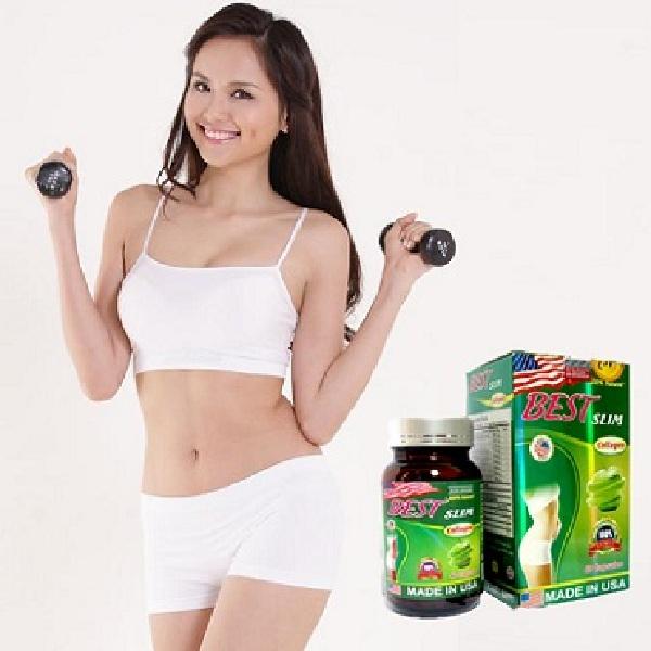 thuốc giảm cân Best Slim Collagen