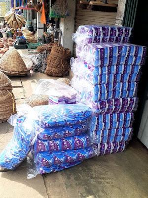 15% tax on sanitary towels