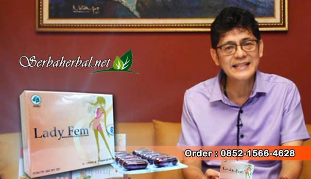 LadyFem Obat Kista Ovarium (Testimonial)