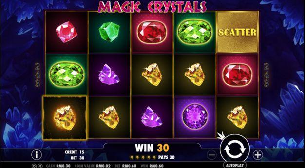 Bạn đã biết chơi game slot Magic Crystals? - www.TAICHINH2A.COM