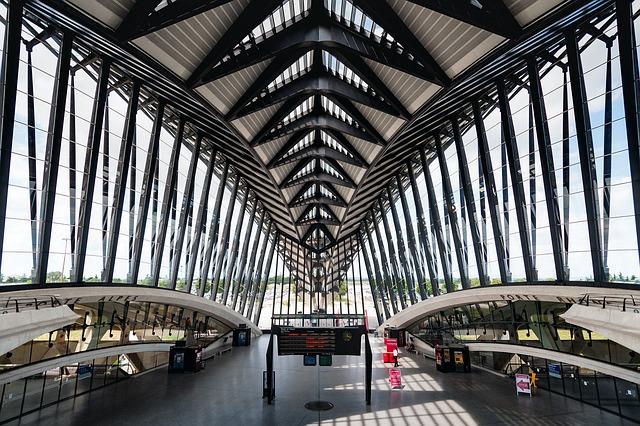 Aéroport de Lyon Parkos