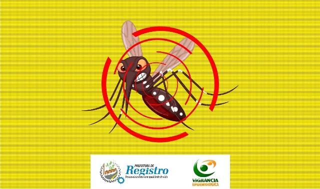 Dengue: Boletim Epidemiológico com 600 casos confirmados de Registro-SP