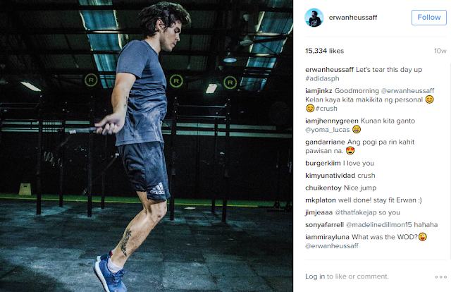 """Believe It or Not, Solenn and Erwan Heussaff Used to Be """"Fat Kids."""" Read Their Message To Those Who Are Too Lazy To Exercise!"""
