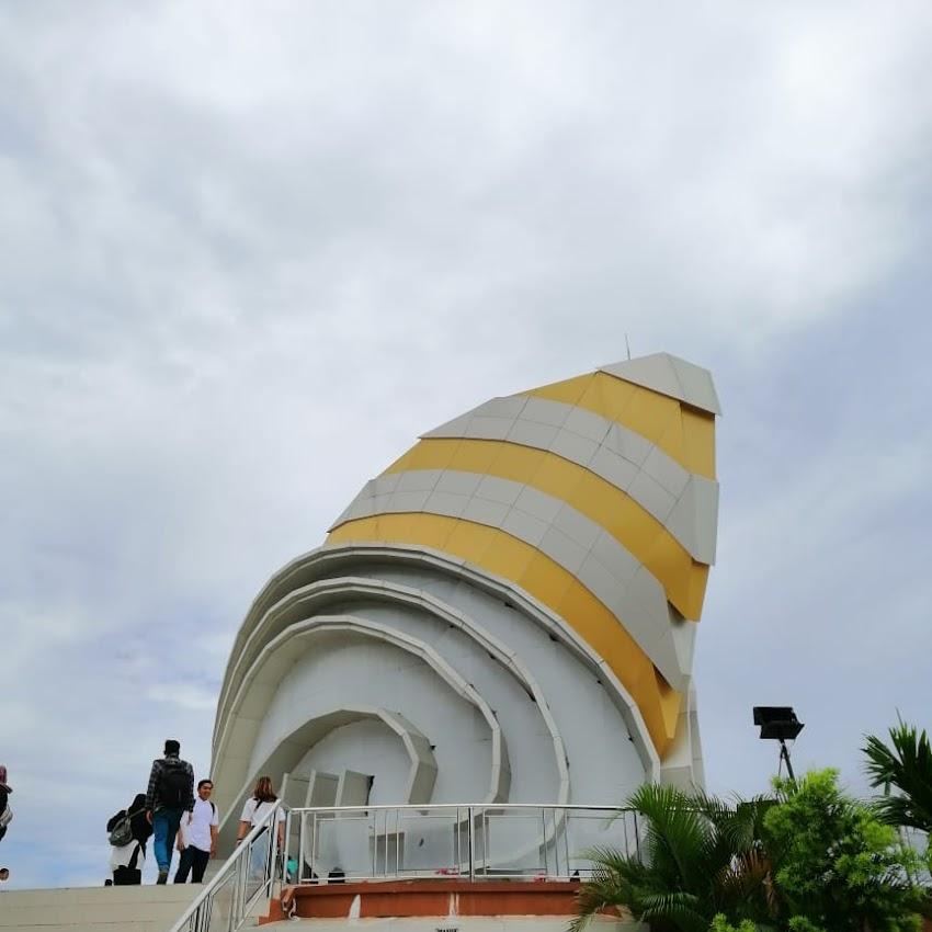 Gedung Gonggong Bangunan Ikonik di Kota Tanjungpinang