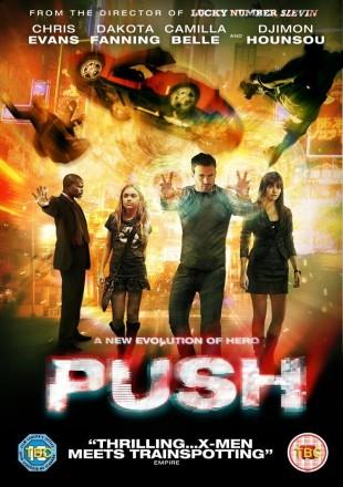 Push 2009 BRRip 480p 300Mb Hindi-English