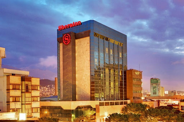 Reserve a stay at the Sheraton Ambassador Hotel with free Wi-Fi in Monterrey to help you stay connected and make traveling easier.