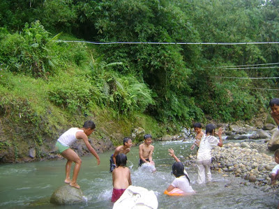 Sungai di Bogor