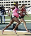 An 8months Old Pregnant Woman Who Ran 800-Meter Race At U.S. Championships