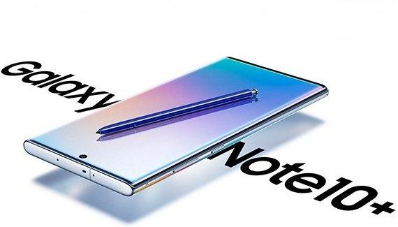 Samsung Galaxy Note 10/10+ model machine exposure