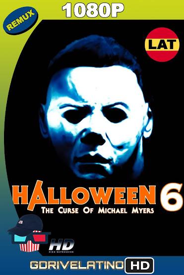 Halloween 6: La Maldición de Michael Myers (1995) BDRemux 1080p Latino-Ingles MKV