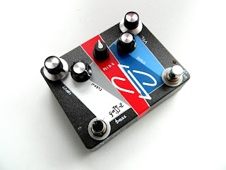 FuzZ-2 Bass with dry blend, mids scoop & octave up