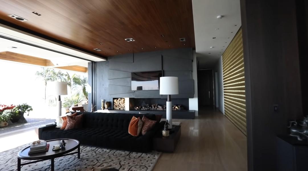 59 Interior Design Photos vs. 1894 N Stanley Ave, Los Angeles, CA Ultra Luxury Mansion Tour
