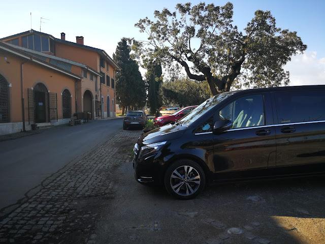 noleggio con conducenti Roma