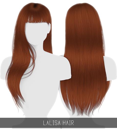 LALISA HAIR (PATREON)