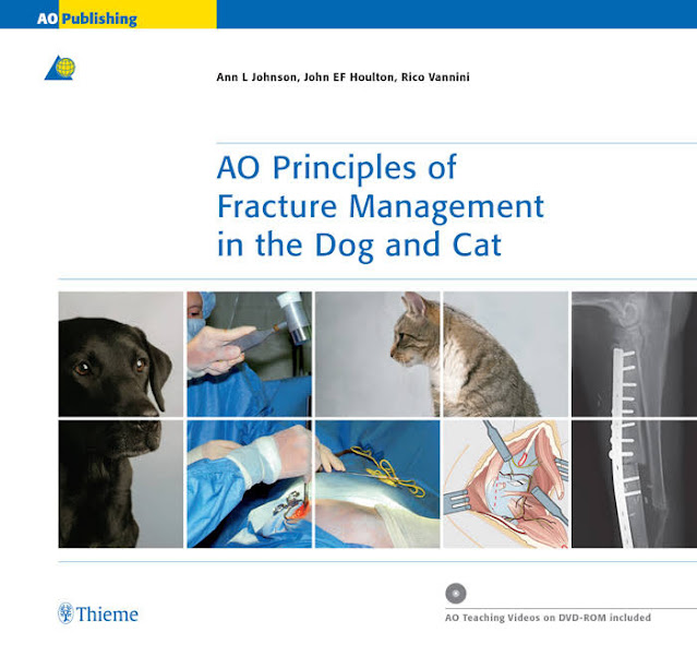 AO Principles of Fracture Management in the Dog and Cat  - WWW.VETBOOKSTORE.COM
