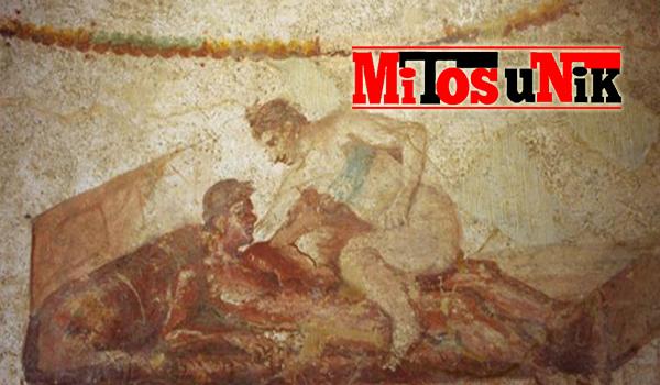 mitos unik - iklan zaman peradaban kuno !