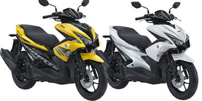 Kelebihan Skutic Yamaha Aerox 155