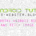 Tutorial Android : Image Rounded Corner & Fetch Image From Url
