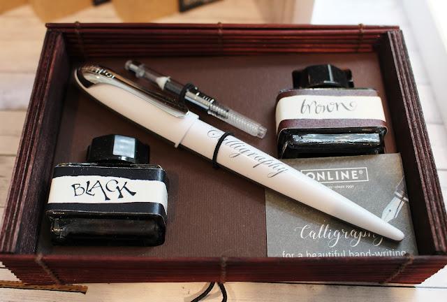 Kalligrafie Online Schreibgeräte