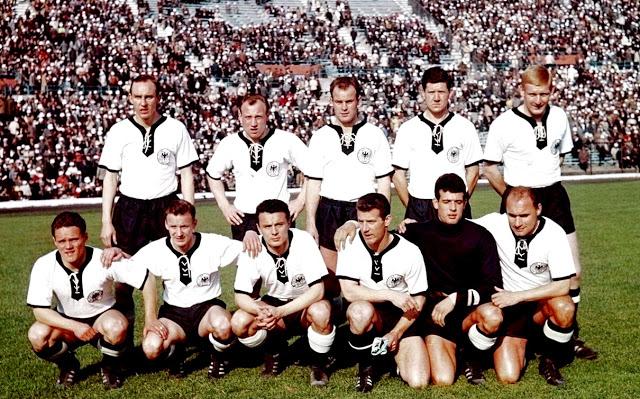 Selección de fútbol de Alemania 1962