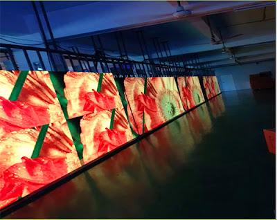 Màn hình led p4 chính hãng tại Hải Dương