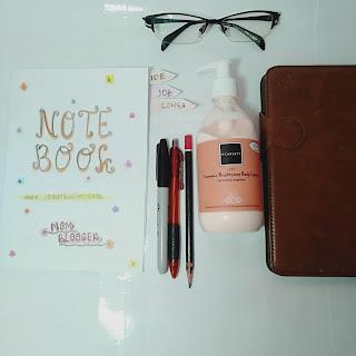 Body Lotion Scarlett Jolly untuk Mom Blogger