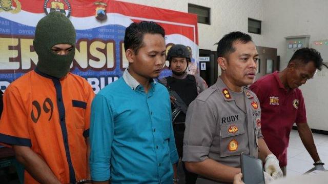 Kapolres Kebumen AKBP Rudy Cahya Kurniawan