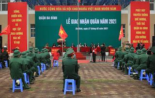Trốn nghĩa vụ quân sự năm 2022 bị xử phạt như thế nào?