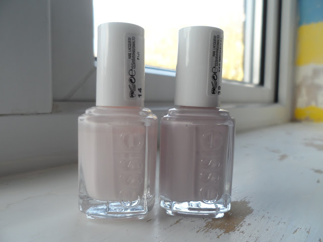 Essie Neo Whimsical & Fiji | Review + Comparison