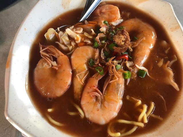 Mee Udang Mak Jah Kuala Sepetang