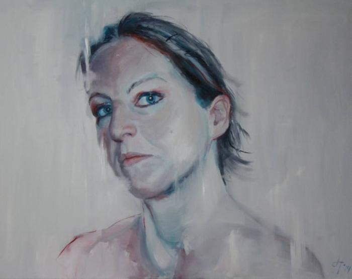 Голландская художница. Danielle ter Hofstede