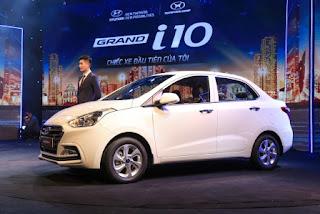 Giá ra số Hyundai I10 bao nhiêu