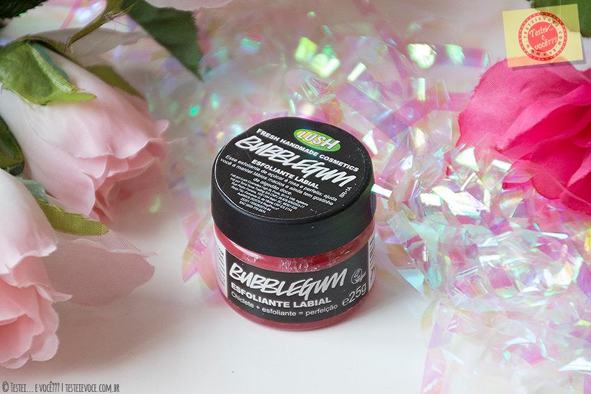 Esfoliante Labial Bubblegum - Lush
