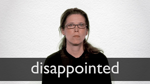 kecewa