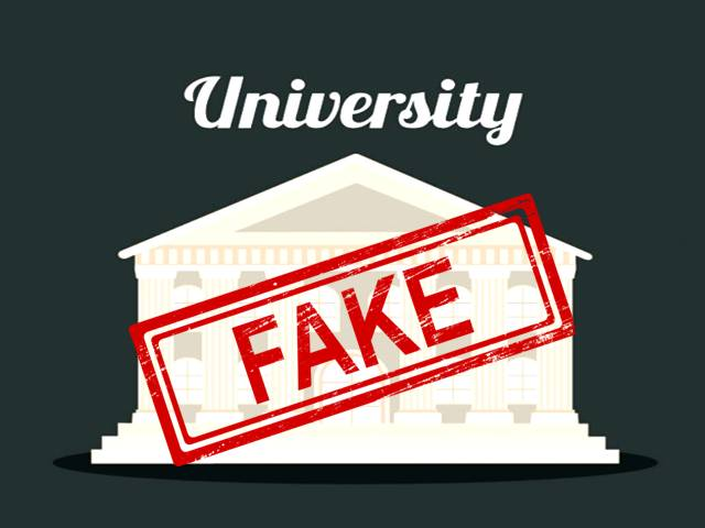 UGC Names 23 'Fake Universities', 8 from UP and 7 From Delhi In The List