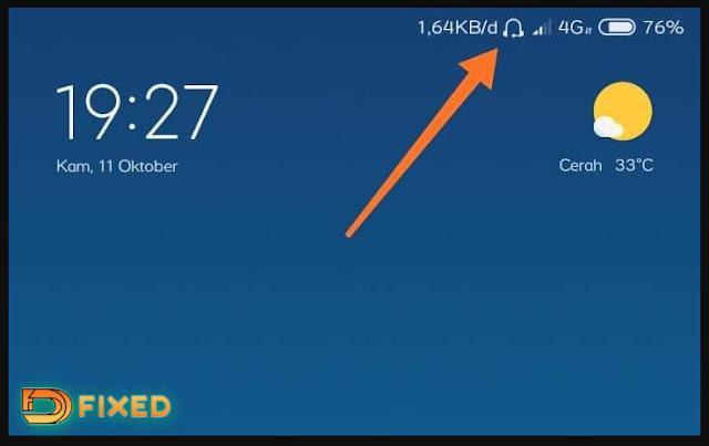 Cara Mengatasi Mode Headset Yang Aktif Di Ponsel Xiaomi