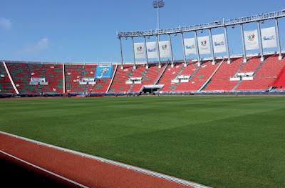 Le Maroc remplace New York à la Diamonde League grâce au stade Moulay Abdellah de Rabat.