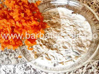 preparare reteta salata suba - asezam stratul de morcov razuit