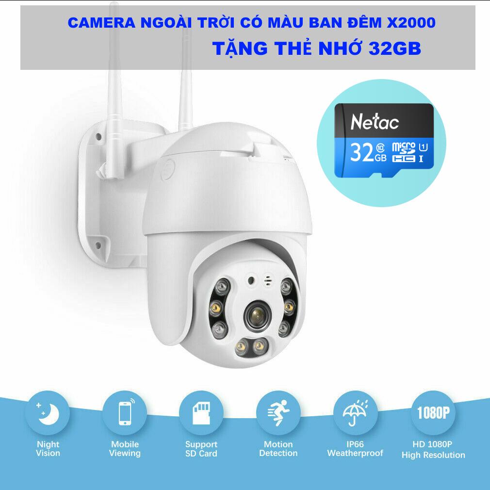 Khuyến mãi mua Camera Robot Yoosee X2000 Full HD 1080P Giá Rẻ Tại Bến Tre