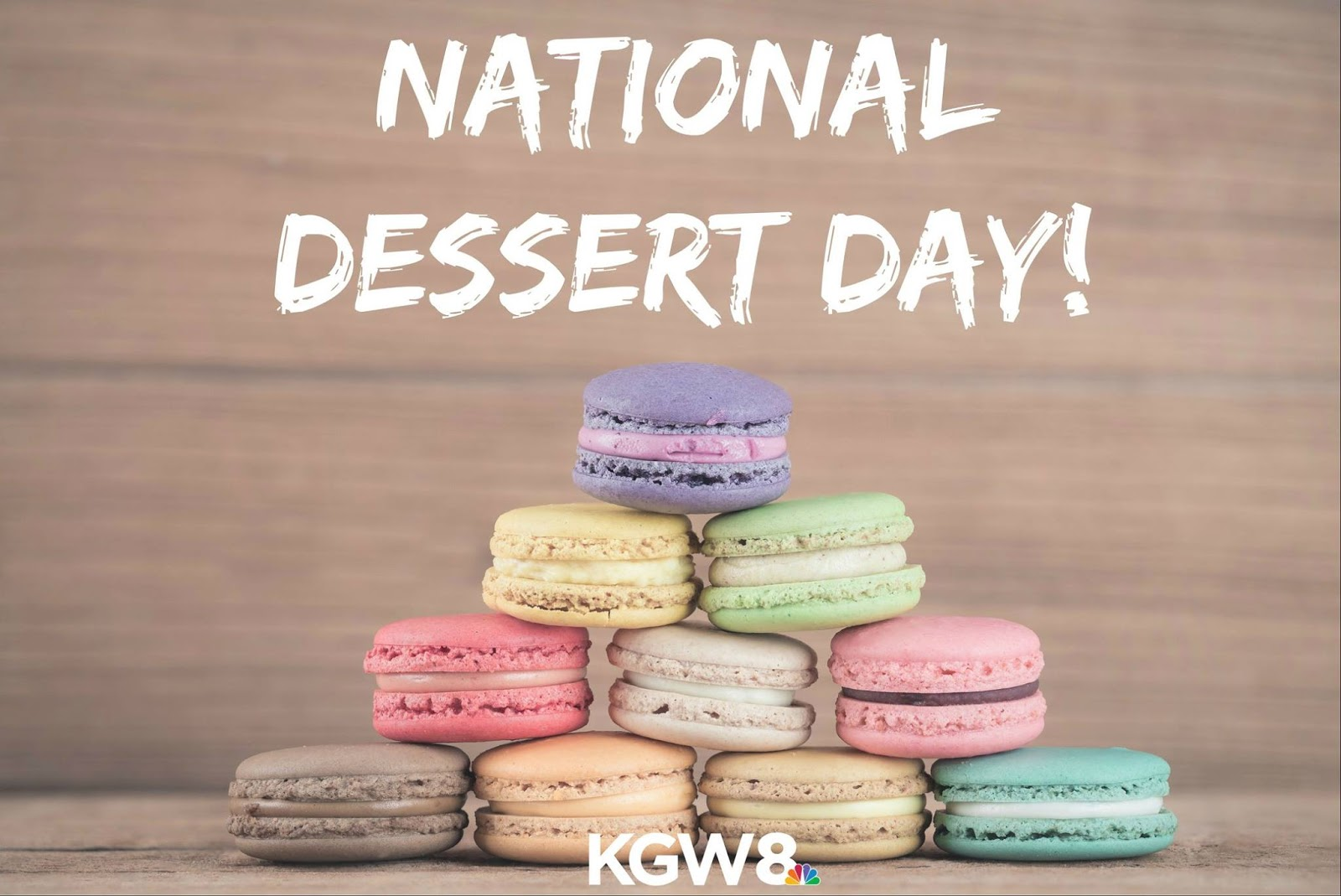 National Dessert Day Wishes Awesome Picture