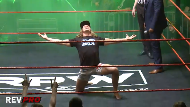 Image result for matt riddle pro wrestling
