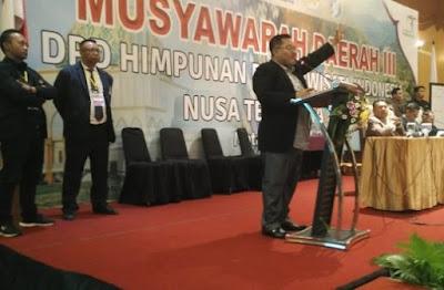 Ketua DPD HPI NTB Dijabat Kembali Oleh Dr Ainuddin