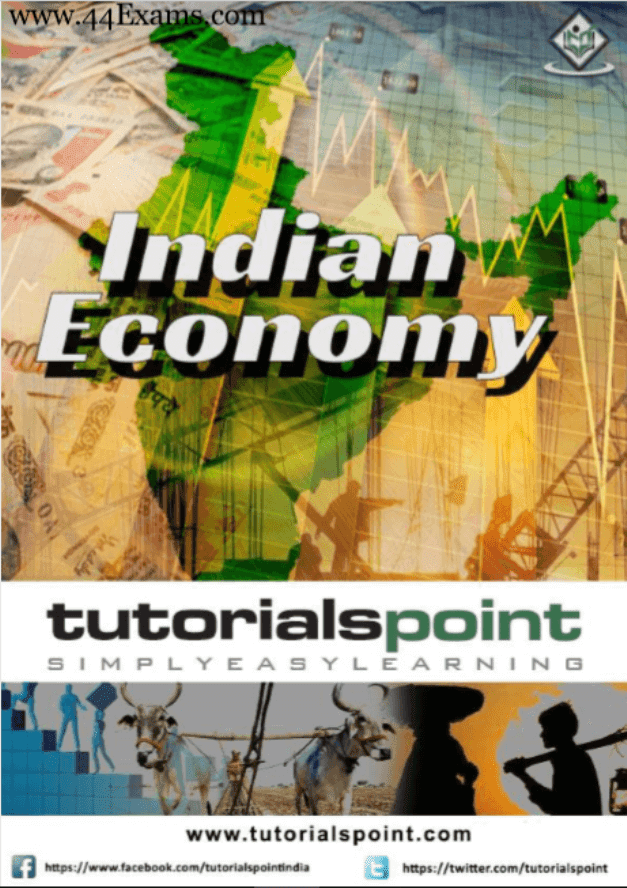 Indian-Economy-For-All-Competitive-Exam-PDF-Book