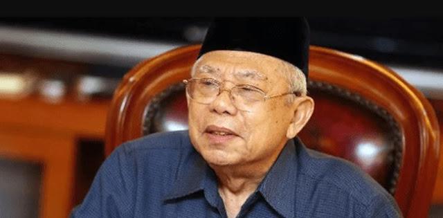Dibuka Jokowi, Maruf Amin Yang Diminta Menutup Mubes Pemuda Pancasila