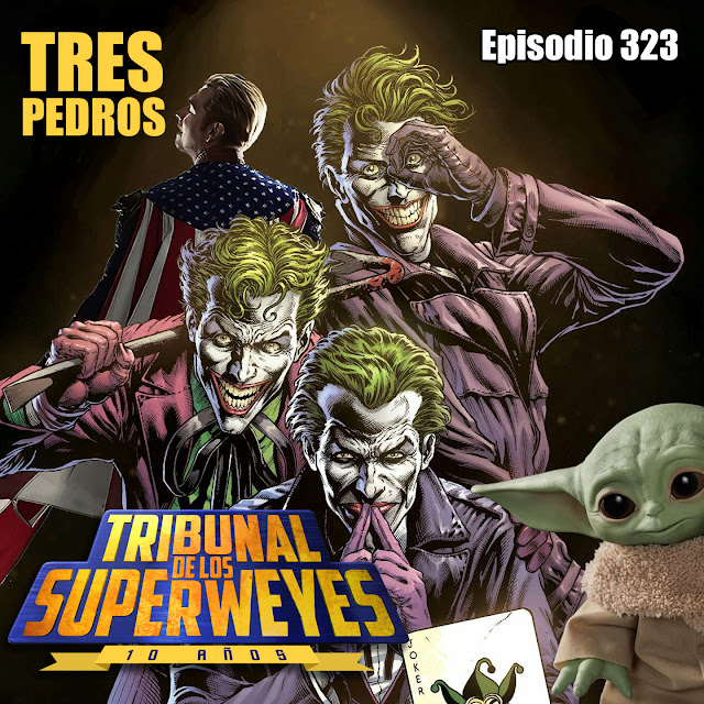 Superweyes Los tres Jokers