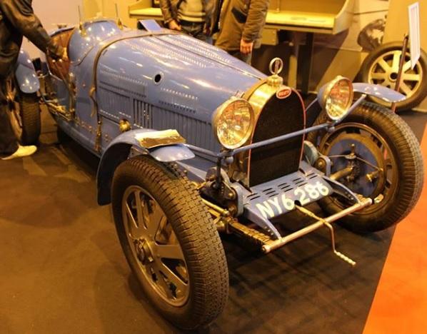 Bugatti Type 35 Grandprix