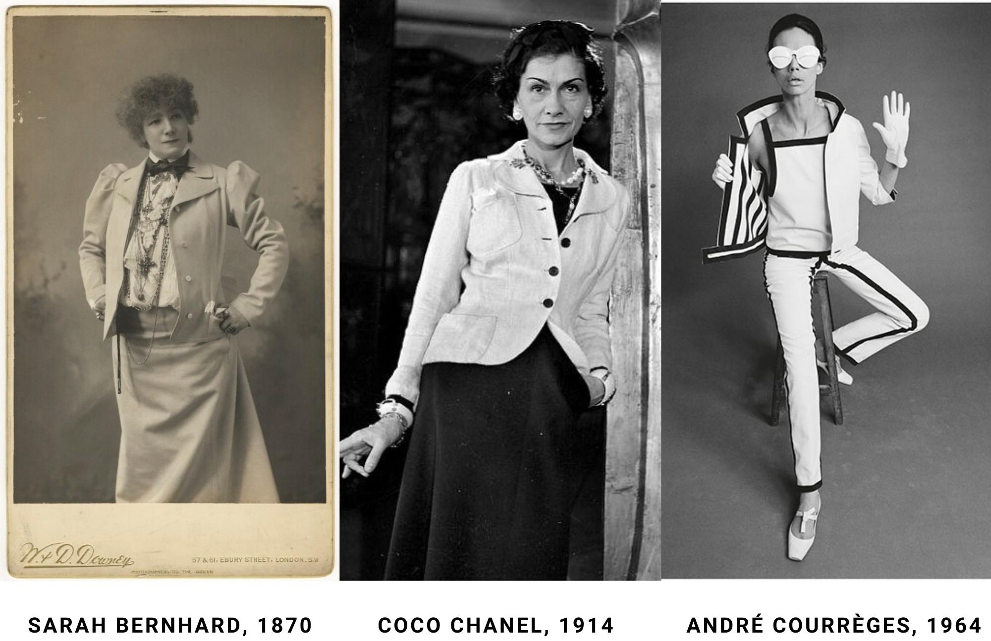 A História do Blazer Feminino